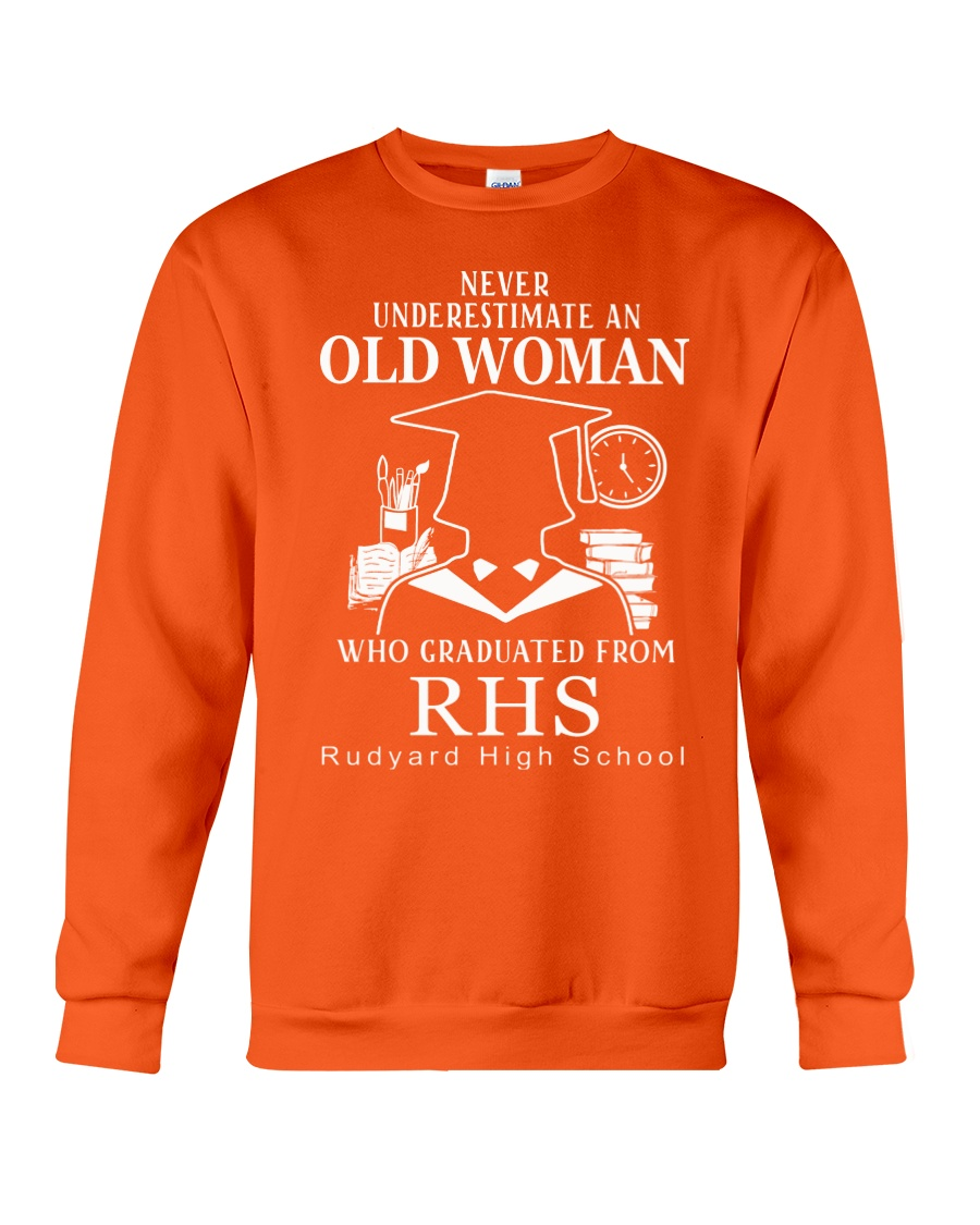 Rudyard High School Crewneck Sweatshirt