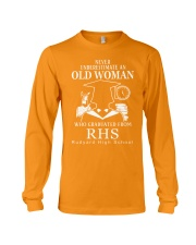 Rudyard High School Long Sleeve Tee thumbnail