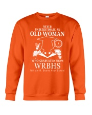 William R Boone High School Crewneck Sweatshirt thumbnail