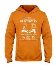 William R Boone High School Hooded Sweatshirt front