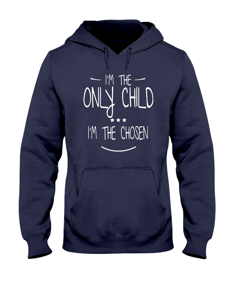 only child Hooded Sweatshirt