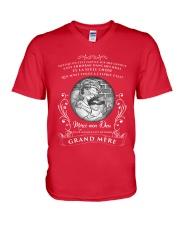 FAMILY TEES V-Neck T-Shirt thumbnail