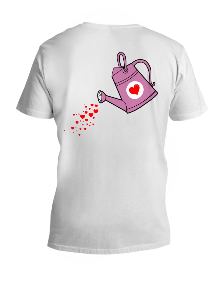 mom V-Neck T-Shirt
