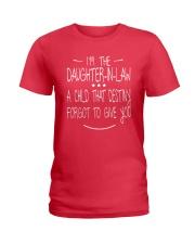 daughter Ladies T-Shirt thumbnail
