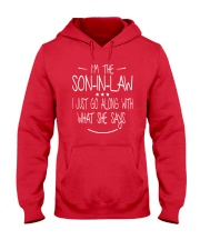 son in law Hooded Sweatshirt thumbnail