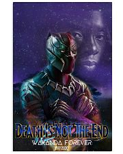 Death is not the end 11x17 Poster front