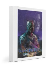 Death is not the end Gallery Wrapped Canvas Prints tile