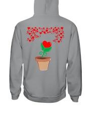 LIMITED EDTION Hooded Sweatshirt back