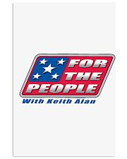 Your very own For The People Baseball Cap  11x17 Poster thumbnail