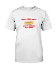 SUFC Chip Butty Tee Classic T-Shirt front