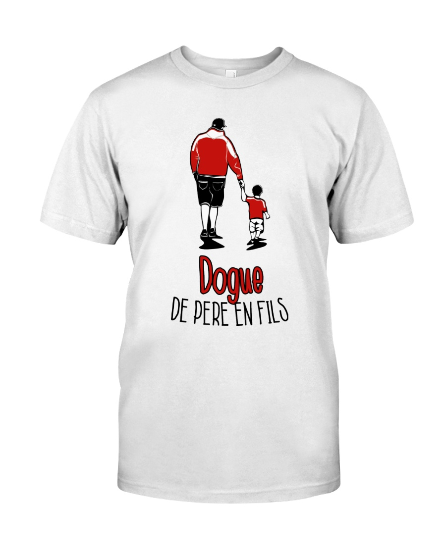Dogue de pere en fils Classic T-Shirt