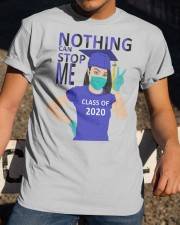 Women-W-Class-of-2020-1 Classic T-Shirt apparel-classic-tshirt-lifestyle-28