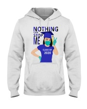 Women-W-Class-of-2020-1 Hooded Sweatshirt thumbnail