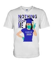 Women-W-Class-of-2020-1 V-Neck T-Shirt thumbnail