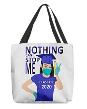 Women-W-Class-of-2020-1 All-over Tote thumbnail