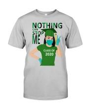 Women-W-Class-of-2020-2 Classic T-Shirt front