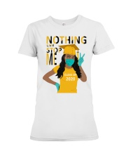 Women-Class-of-2020-Nothing-can-stop-me-yellow Premium Fit Ladies Tee thumbnail