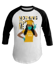 Women-Class-of-2020-Nothing-can-stop-me-yellow Baseball Tee thumbnail