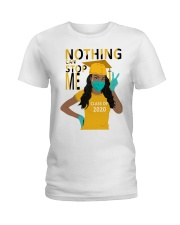 Women-Class-of-2020-Nothing-can-stop-me-yellow Ladies T-Shirt thumbnail