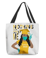 Women-Class-of-2020-Nothing-can-stop-me-yellow All-over Tote thumbnail