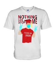 Men-W-Class-of-2020-5 V-Neck T-Shirt thumbnail