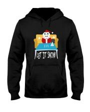 Cute Christmas Hooded Sweatshirt thumbnail