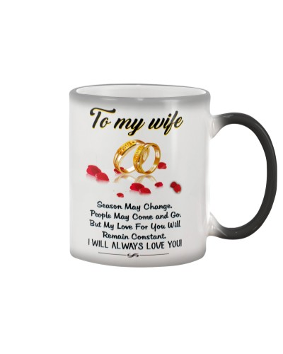 To My Wife - I WILL ALWAYS LOVE YOU