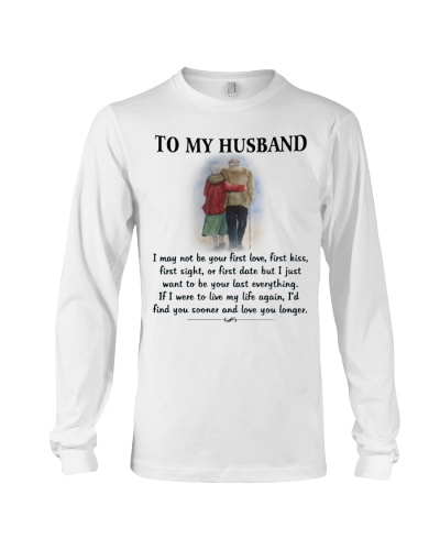 To My husband - Love you forever