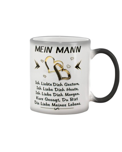 MEIN MANN - Ich Liebe Dich