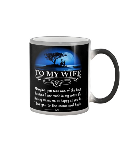 My Wife - I Love You To The Moon and Back