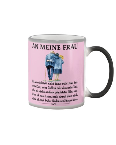 AN MEINE FRAU - Ich Liebe Dich
