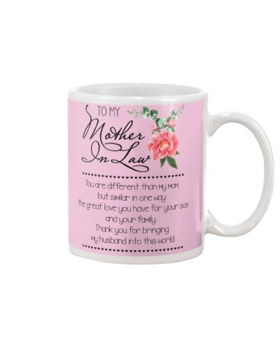 To My Mother-in-law