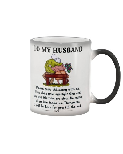 To My husband - I Love You