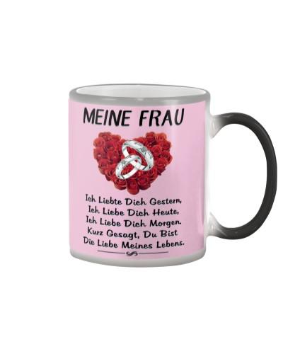 MEINE FRAU - Ich Liebe Dich