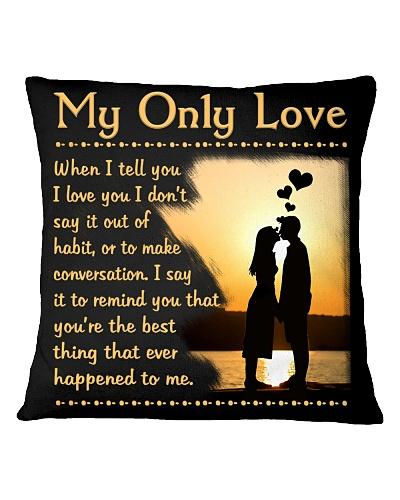 My Love - I Love You