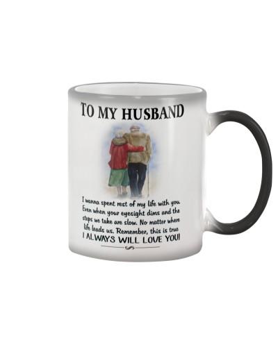 My Husband - Love You