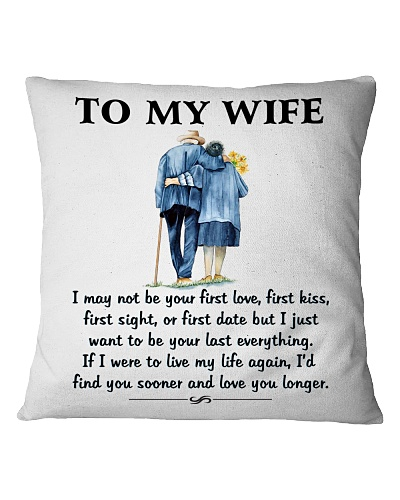 To My Wife - Your last everything