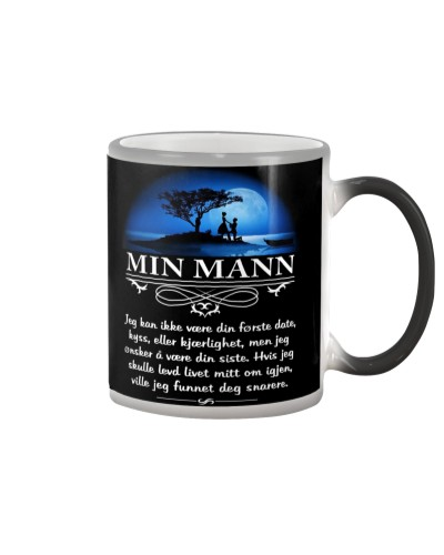 Min Mann - Jeg elske deg