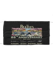 the beatles 60TH ANNIVERSAR Mask tile