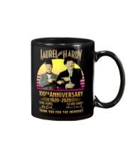 LAUREL AND HARDY TSHIRT Mug front