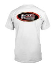 Slinger Built Race Cars Classic T-Shirt back