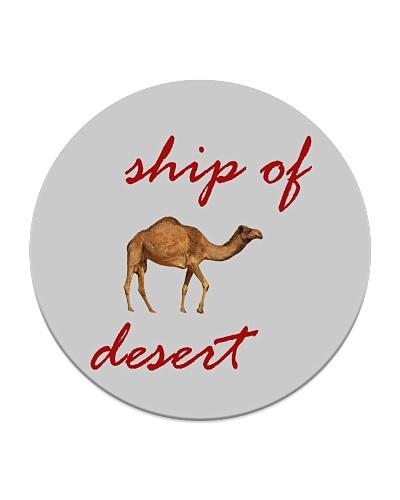 Ship of desert