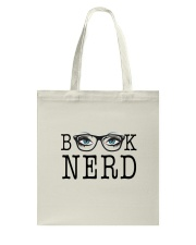 Beautiful Book Nerd Tote Bag thumbnail