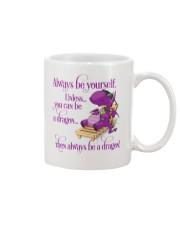 Always Be A Dragon Mug thumbnail