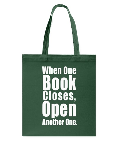 Open another Book