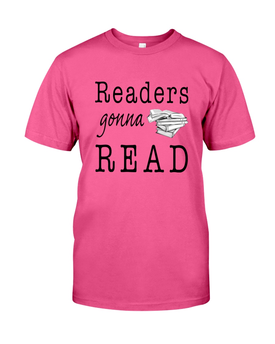 Readers Gonna Read Classic T-Shirt