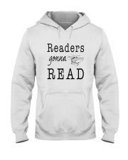 Readers Gonna Read Hooded Sweatshirt thumbnail