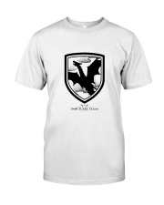 Fly with the dragons of Sanctuary Texas Classic T-Shirt thumbnail
