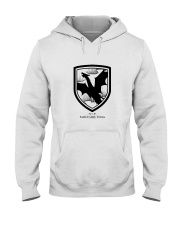 Fly with the dragons of Sanctuary Texas Hooded Sweatshirt thumbnail