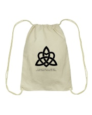 Fated Mate Bond Spell Drawstring Bag thumbnail
